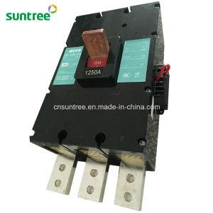 3 Pole 4 Pole Cm1 MCCB (Moulded Case Circuit Breaker) pictures & photos