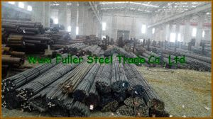 Forged Carbon Steel Bar by S45c 1045 C45 pictures & photos