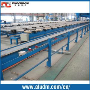 2000t Magnesium Extrusion Profile Tables in Aluminum Extrusion Machine pictures & photos