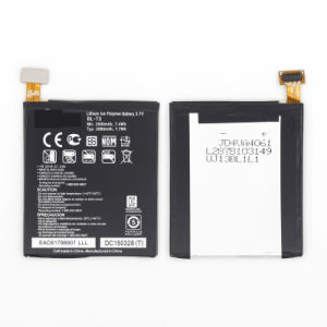 High Quality Li-Polymer Phone Battery for LG Bl-T3 Mobile Phone