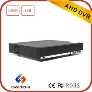 P2p 2MP 8CH H 264 Security Cms Software DVR pictures & photos