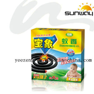 Non Smoke Baby Use Black Mosquito Coil pictures & photos