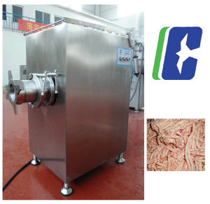 Jr120 Frozen Meat Mincer/Cutting Machine with CE Certification pictures & photos