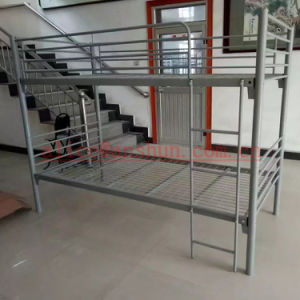 Promotion Heavy Duty Metal Bunk Beds Frame Bed for Military and Hostel pictures & photos