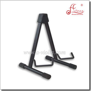 Portable a-Frame Folding Metal Guitar Stand (STG205) pictures & photos