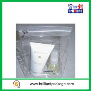 Put The Skin Care Product Transparent  Material PVC Bag pictures & photos