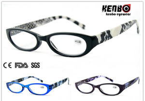 Hot Sale Fashion Reading Glasses with Nice Temples. Kr5142 pictures & photos
