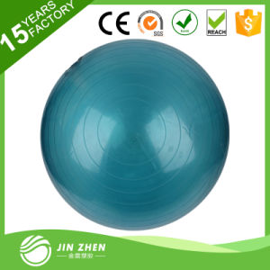 Fitness Ball Transperant Ball with Logo Printed pictures & photos