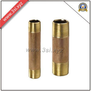 ANSI B 16.11 Copper Male Thread Barrel Nipple pictures & photos