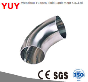 Stainless Steel SMS Elbow Ss304/Ss316 pictures & photos