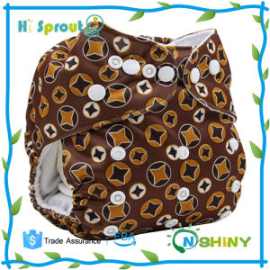 Reusable Baby Cloth Nappies Wholesale Aio Cloth Diaper