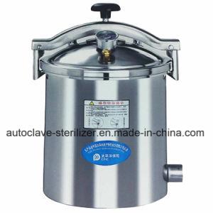 Electric or LPG Heated Portable Pressure Steam Sterilizer
