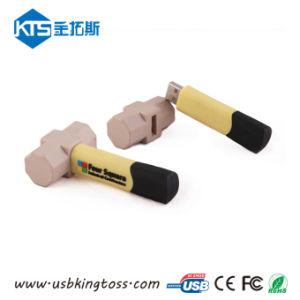 CE Approved PVC Harmmer USB Memory Stick (KTS010230)