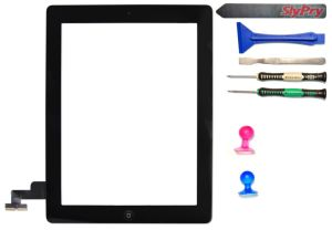 High Imitation Touch Screen for iPad 2 Tablet Accessories
