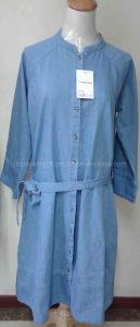 Customized Ladies Long Coat (HC00150619002) pictures & photos