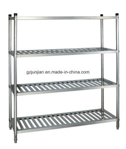 Cheering Assemble Stainless Steel Magnetized-4-Door Freezer Rack pictures & photos