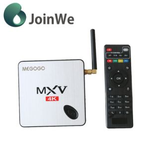 New Chipset Mxv-Megogo 4k TV Box Amloigic S905 with Kodi pictures & photos