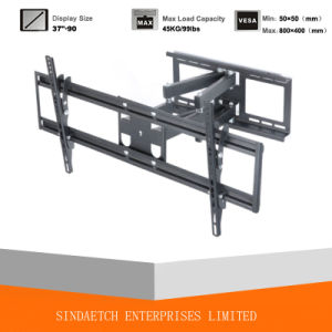 Double Structure LCD/LED Bracket for Big Tvs pictures & photos