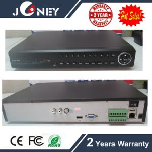 Rj-45 1u 16CH Network Digital Video Recorder 16channel NVR Support Onvif P2p pictures & photos