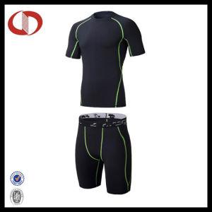 OEM Dri Fit Men Compression Jogging Suit pictures & photos