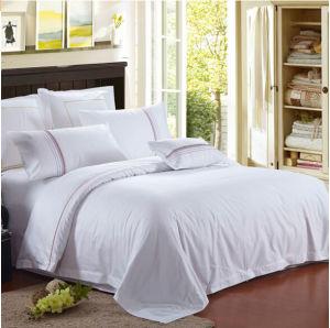 100% Cotton Hotel Bedding Sets 3PCS (DPFMIC02) pictures & photos