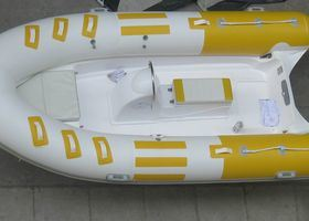 High Stability Rigid Inflatable Boat with Console - 420 pictures & photos