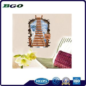 Ladder Dream Promotion Gift 3D Wall Sticker pictures & photos