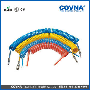 Clw-1280 Series Coil Tube Pneumatic PVC Tube pictures & photos