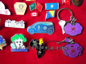 Expo Enamel Badge pictures & photos