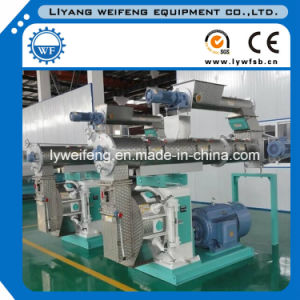 Szlh Series Feed Pellet Mill Line, Feed Processing Machinery pictures & photos