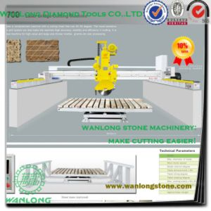 PLC-700 Laser Stone Cutting Machine for Marble Plate Cutting, Bridge Cutting Blade for Slab pictures & photos