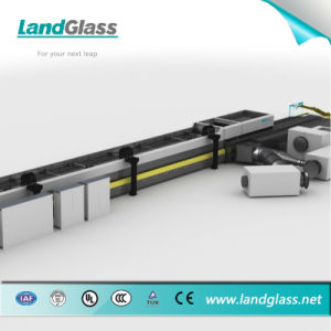 Luoyang Landglass Continuous Glass Toughening Line pictures & photos