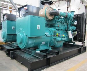 63kVA/50kw Silent Electric Power Diesel Generator Set pictures & photos