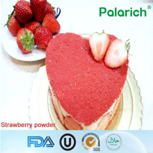 Natural Strawberry Powder-No Artificial Coloring