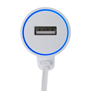 3.1A USB Car Charger with Cable for Mobile Phone pictures & photos