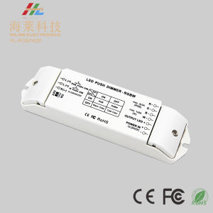 12-24V RGBW Push Dim LED Controller pictures & photos