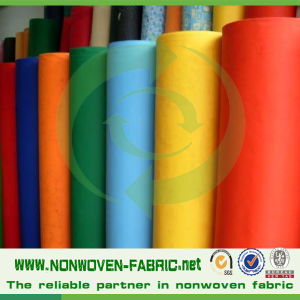 High Quality and Low Price Printed Nonwoven Fabric pictures & photos