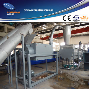 Used Plastic Pet Bottle Crushing and Recycling Machine pictures & photos