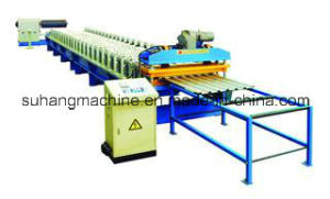 New Corrugated Metal Steel Roof Panel Roll Forming Machine pictures & photos