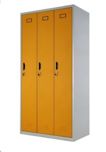 Living Room Metal Wardrobe Locker (T5-LK06B) pictures & photos