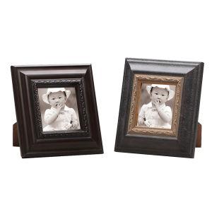 Wooden Antique Gesso Photo Frame pictures & photos