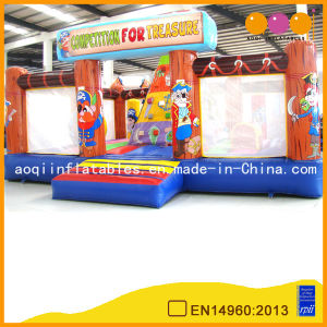 Treasure Hunt Game Inflatable Bouncer for Kids (AQ0197) pictures & photos