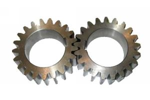 Casting 1045 Helical Gear Used for Machinery pictures & photos