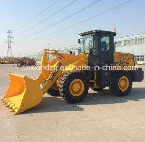 Chinese Good Price 3ton Construction Wheel Loader for Sale pictures & photos