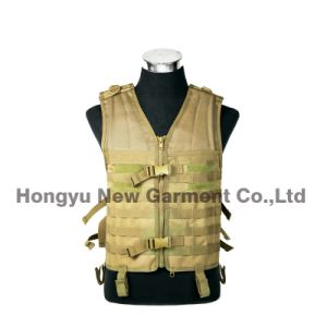 Military Tactical Vest with Molle System for Army (HY-V035) pictures & photos