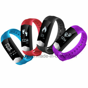 Fitness Tracker Wristband Bluetooth Smart Bracelet with Heart Monitor A01 pictures & photos