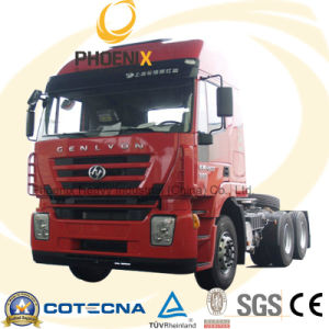 Hongyan Iveco Genlyon 380HP M100 Euroiii Tractor Truck for Africa Marketing pictures & photos