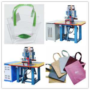 PVC Bag Welding Machine, Plastic Welding Machine, Ce Certification pictures & photos