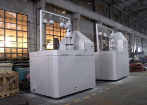 Jql-150/5 Type Continuous Lead Extruder
