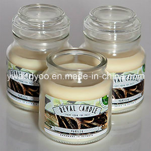 Promotional Scented Soy Jar Candle pictures & photos